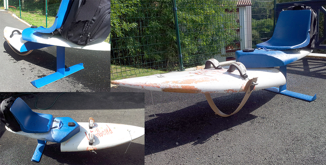 UT foil boards Ut-da-foilboard