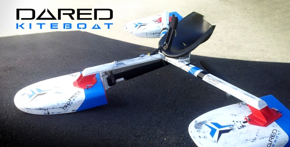 DARED kiteboat XK2